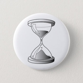 Gradient Hourglass Button