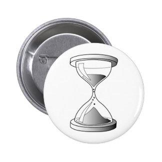 Gradient Hourglass Button