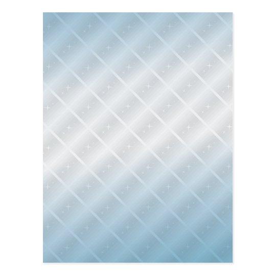 Gradient Lines & Stars: Vector Art: Postcard
