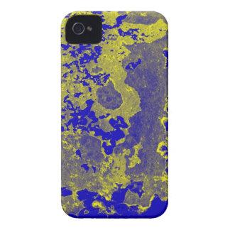 Gradient Rust jpg iPhone 4 Cases