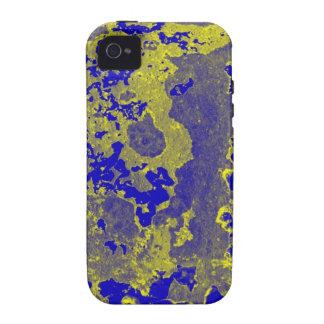Gradient Rust jpg Vibe iPhone 4 Case