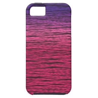 gradient scribble iPhone 5 cover