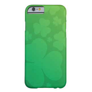 Gradient Shamrocks IPhone Case. Barely There iPhone 6 Case