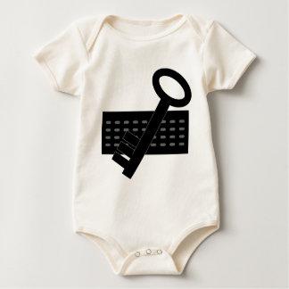 Grado de desembolso del vendedor body de bebé
