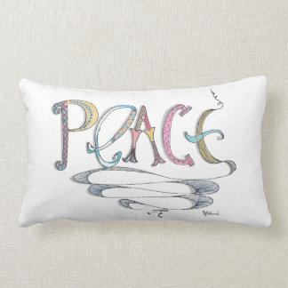 Grado de la paz una almohada de tiro lumbar X 21