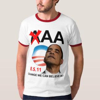Grado de la solvencia de Obama - AA Poleras