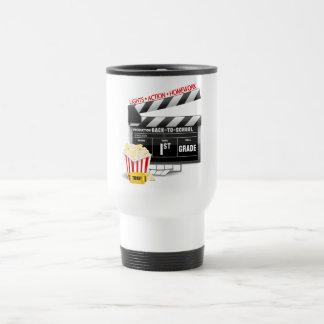 Grado de la tablilla de la película 1r taza de café