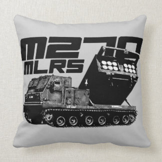 Grado del MLRS M270 una almohada de tiro del