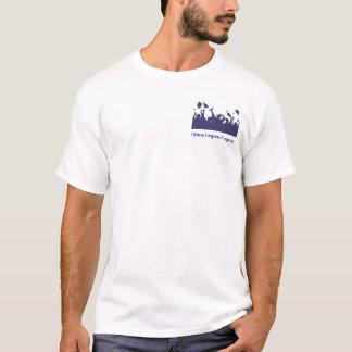 Grado en línea de la plantilla de la camiseta