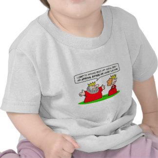 grados de aprobación del godiva de la señora de la camiseta