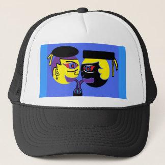 grads 2 (2) trucker hat