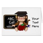 Graduación 1 (personalizable) del mono tarjetón