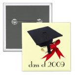 Graduación 2009 pins