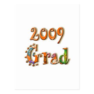GRADUACIÓN 2009 POSTALES