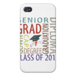 Graduación 2012 iPhone 4 carcasas