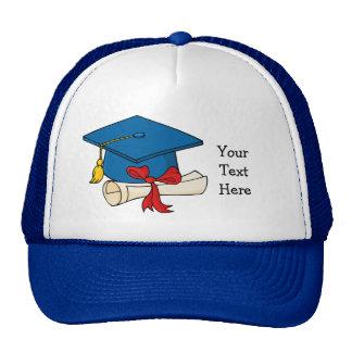 Graduación 3 (personalizable) gorras