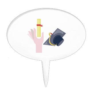 Graduación Decoraciones De Tartas