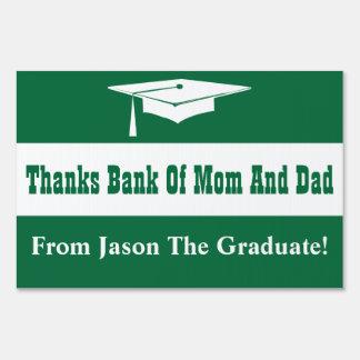 Graduación con el casquillo