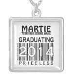 Graduación de 2014: (Personalice) collar inestimab