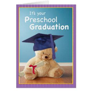 Graduación de 3746 preescolares felicitación