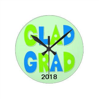 Graduación de la cadera decorativa reloj