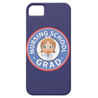 Graduación de la escuela de enfermería iPhone 5 Case-Mate fundas