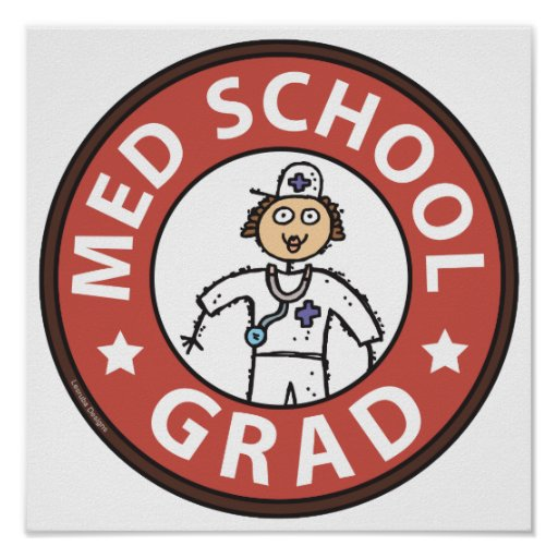 Graduación de la Facultad de Medicina (femenina) Poster