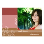 Graduación de la foto de Colorblock