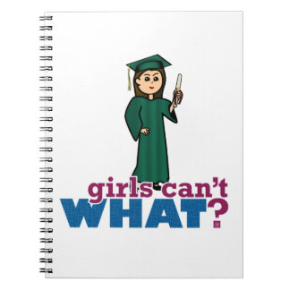 Graduación de los chicas libro de apuntes