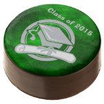 Graduación de plata verde