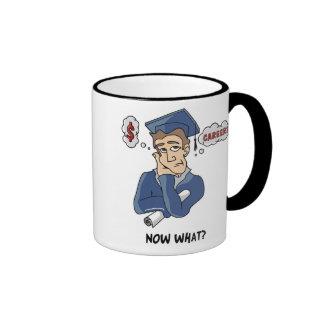 Graduación divertida tazas