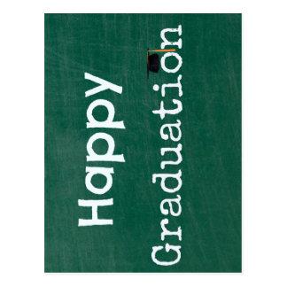Graduación feliz tarjetas postales