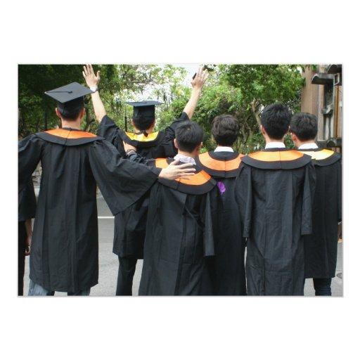"""Graduación Invitación 5"""" X 7"""""""