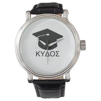 Graduación kudos-B.A. Reloj