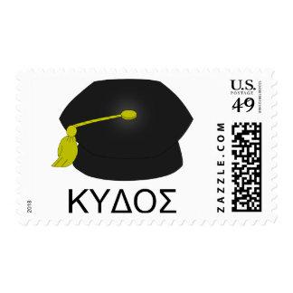 Graduación kudos-Ph.D. Sellos