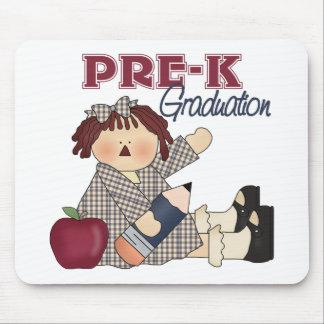 Graduación Mousepad de Pre-K