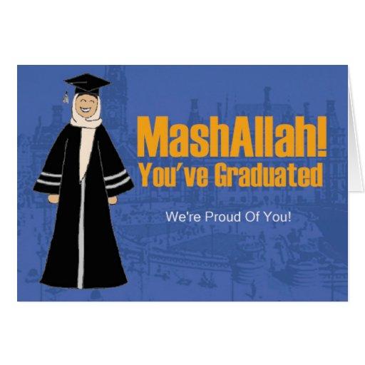 graduación para las hermanas felicitacion