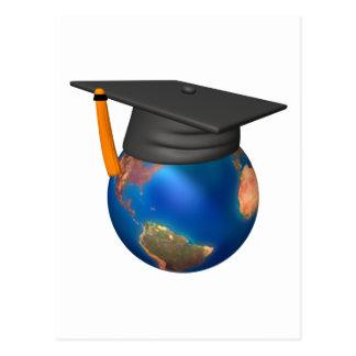 Graduación personalizada tarjeta postal