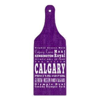 Graduación regalo de Calgary única, Alberta Tablas De Cortar