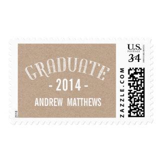 Graduación retra del sellos
