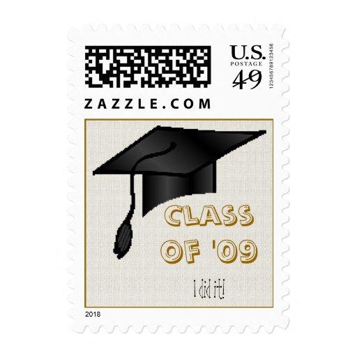 Graduación Sellos Postales