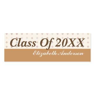 Graduación Tarjeta De Visita