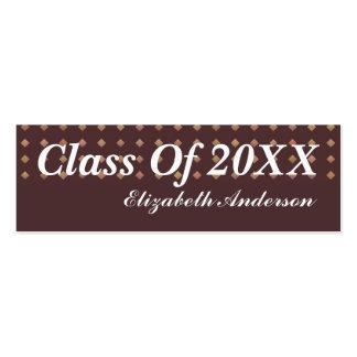 Graduación Plantillas De Tarjetas Personales