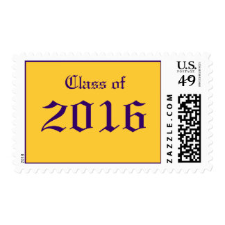 Graduación Timbre Postal