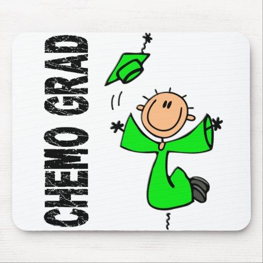 GRADUADO 1 (linfoma de la verde lima CHEMO de Non- Mouse Pad