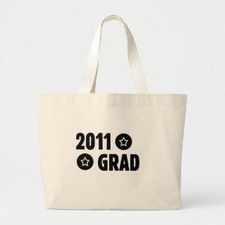 Graduado 2011 bolsas de mano