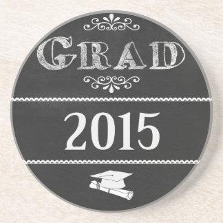 Graduado 2015 de la PIZARRA Posavasos Cerveza