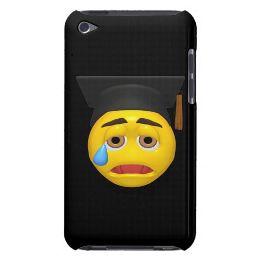 Graduado 4 iPod touch Case-Mate protectores
