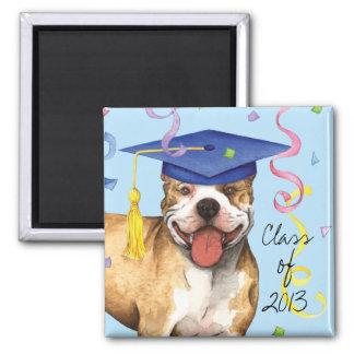 Graduado de APBT Imán De Frigorífico