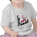 Graduado de Chemo del cáncer de cabeza y cuello Camiseta